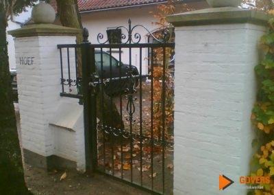 poortdeur voor huis