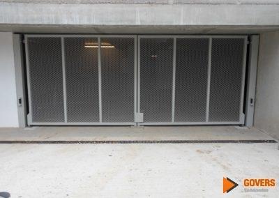 garage poort