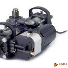 Elektro-hydraulische ondergrondse draaihekopener